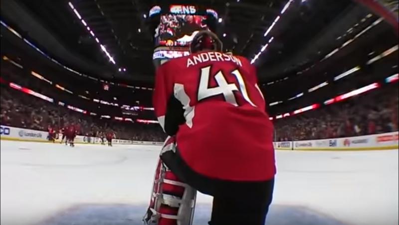 Хоккей. НХЛ. Гол Малкина не спас «Питтсбург» от поражения в 6-м матче серии с «Оттавой»