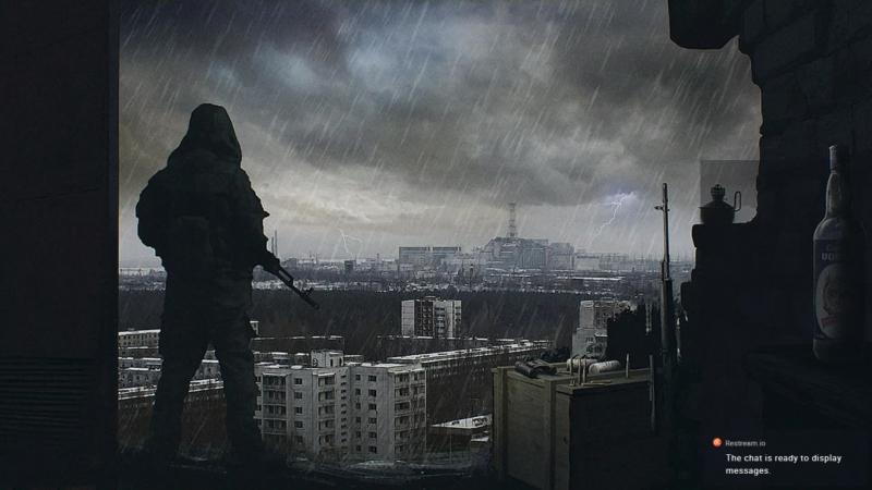 Любопытная Варвара, да в Припяти [S.T.A.L.K.E.R.: Call of Pripyat без модификаций 1]
