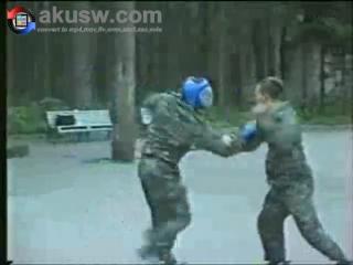 Приёмы рукопашного боя - спецназ ГРУ