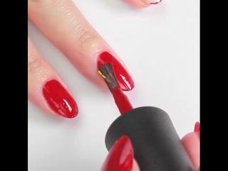 Смотри, как правильно красить ногти