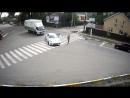 Аварія біля залізничного переїзду Ирпень вещает