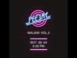 피제이사람?? #peejay #WALKIN_Vol_2 #피제이 #walkinvol2 #170904 #Theblacklabel #더블랙레이블 #워킨레코즈 @_.peejay._