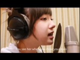 Jannine Weigel  перепела песню Let Her Go - Passenger (Cover)