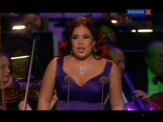 САЛТАНАТ АХМЕТОВА - Ария Семирамиды из оперы «Семирамида»