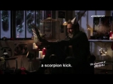 Eric's view on Giroud scorpion kick goal - he was drunk!
