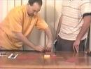 How To Make Devil Sticks TRIX STIX Fire Juggling DIY Build Y