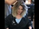 😏 #волосы #прически #укладка #hair #красота #стрижка #омбре #окрашивание #салонкрасоты #hairstyle #стилист #красота #шоубиз #мос