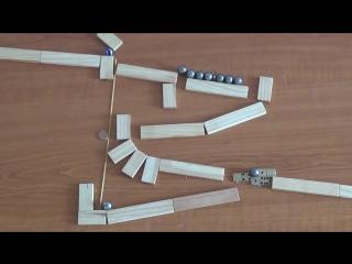 Шарики и магниты (6 sec)