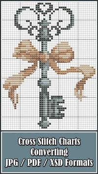Cross stitch charts converting to jpg pdf xsd vk