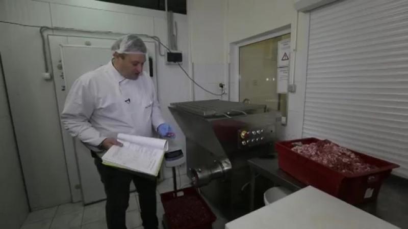 Как делают настоящую докторскую колбасу в Le Bon Gout