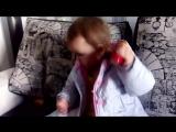 Оля, куртка и сибирская матрёшка (