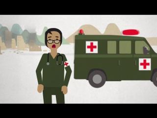 Что значит эмблема красного креста и красного полумесяца?