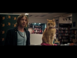 Уличный кот по кличке Боб / 2017 / ENG / WEB-DLRip