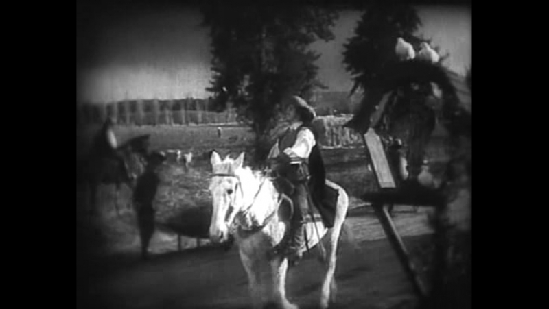 The Three Musketeers, 1939 (фрагмент)