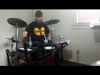 Wu-Tang Clan - 7th Chamber (drum cover)
