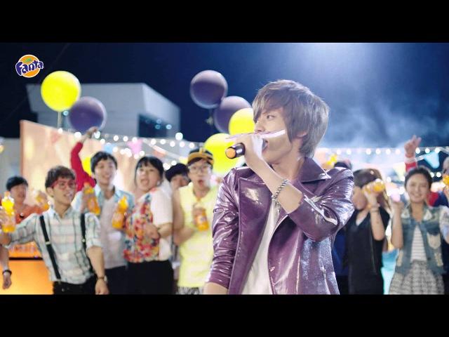 A PINK, Lee KwangSoo Niel (TEEN TOP) - FANTA TIME (FANTA)