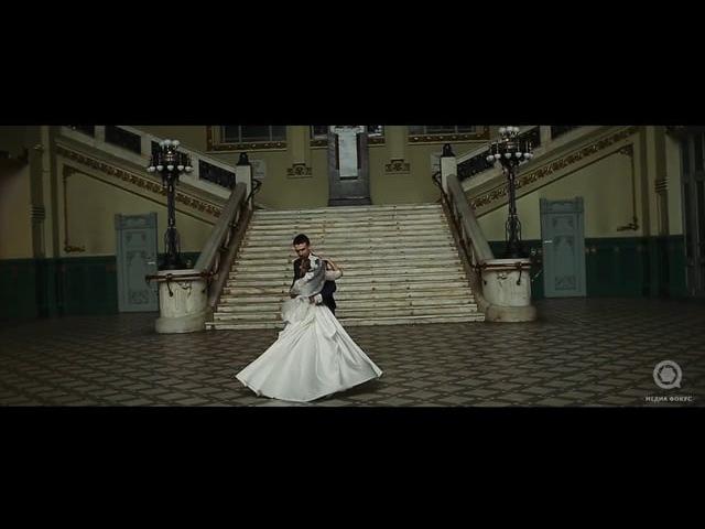 Денис и Юлия, свадебный клип 2016