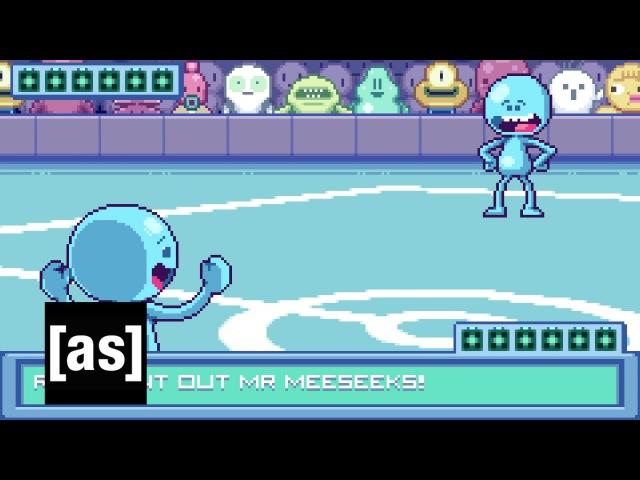 Meeseeks Battle | Rick and Morty | Adult Swim