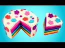 Поделки из пластилина Плей До Лепим торт, учим цвета Видео для детей. Игрушки 1