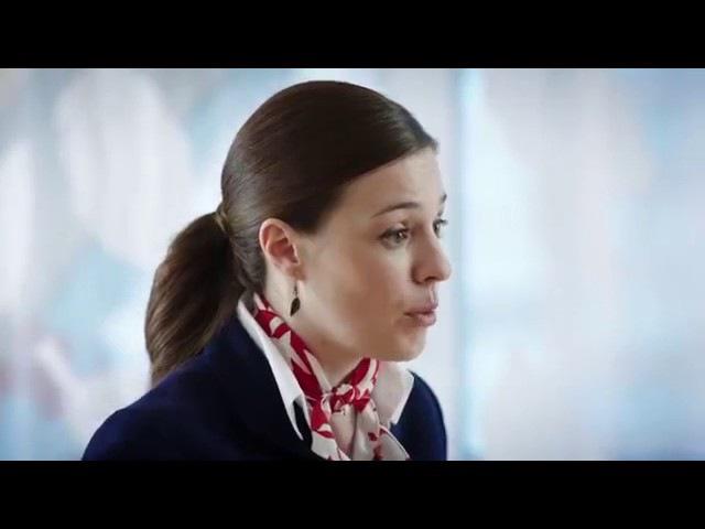 Новогодний рейс Питер Москва 4 серия (2015) Комедия