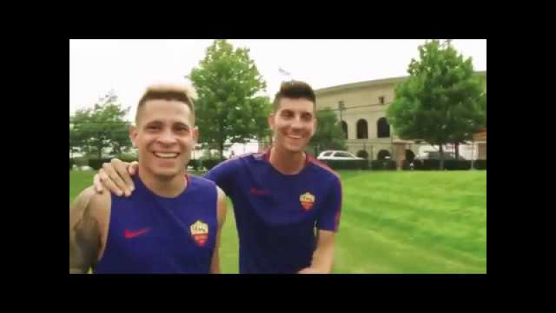 Football Darts Challenge- Pellegrini vs Iturbe 🎯⚽ AS Roma