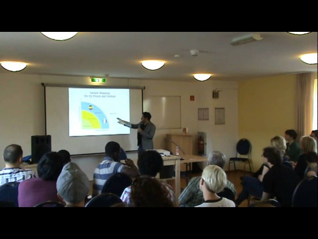 How to Reach Native-like Fluency - Luca Lampariello at the Polyglot Gathering 2014