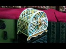 How to make a Jewellery Box using Newspaper and Cardboard