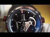 TAG Heuer Grand Carrera Calibre 36 RS Caliper Chronograph CAV5185.FT6020