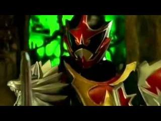 Power Rangers Mystic Force (Skillet - Monster)