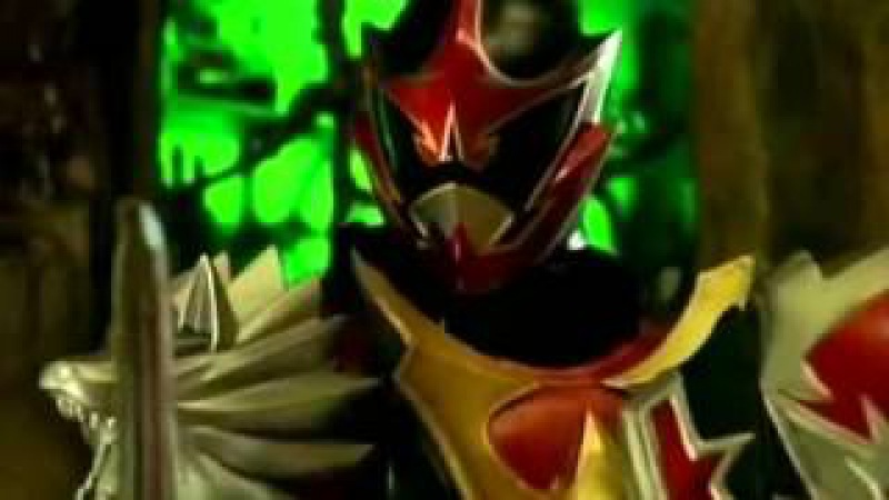 Power Rangers Mystic Force (Skillet - Monster)