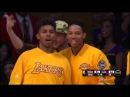 Первый данк Коби Брайанта за сезон 2015-16 | Kobe Bryant dunk