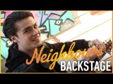 Neighbours Backstage - Felix Mallard (Ben)