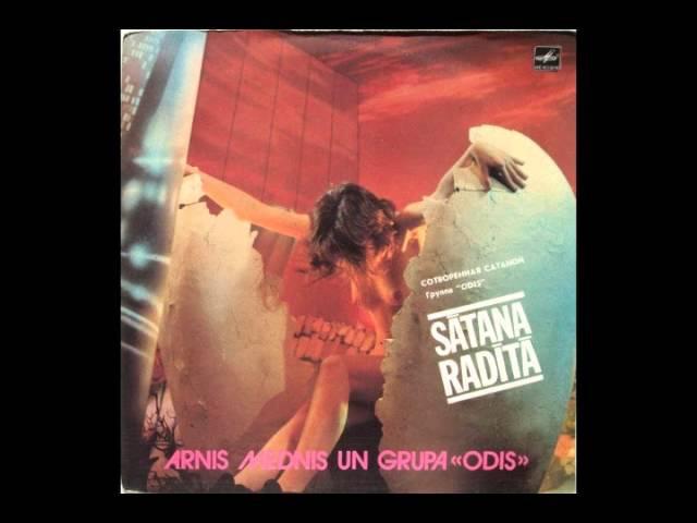 Arnis Mednis un grupa ODIS - Sātana Radītā ( pilns albums, 1989)