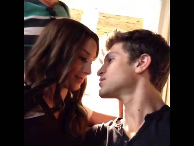 How Spoby Starts Their Kissing Scenes
