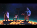 The Moon La Luna  HD  Corto de Disney Pixar