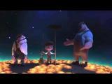 The Moon La Luna  HD  Corto de Disney Pixar