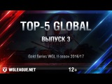 Top-5 Global WGL Сезон II 2016/17. Выпуск 3.