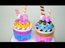 Cupcake en Foami Cajita │Espacio Creativo