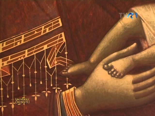 Catapeteasma euharistică- prag al Împărăţiei- expoziţie de icoane la Palatele de la Mogoşoaia