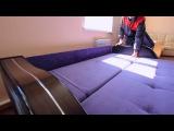 Механизм раскладки дивана Тик так в диванах на httpskrimmebel.ru