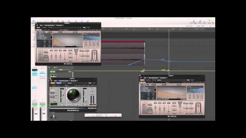 Creating a Reverse Tremolo Effect with Waves Plugins