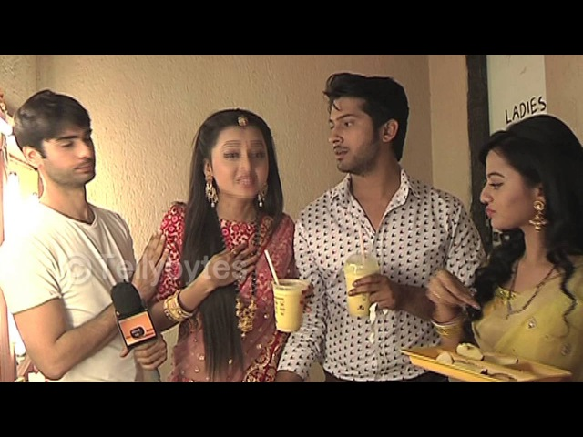 Swaragini - Varun, Helly, Namish and Tejaswi aka Sanskar, Swara, Laksh and Ragini's DEMAND