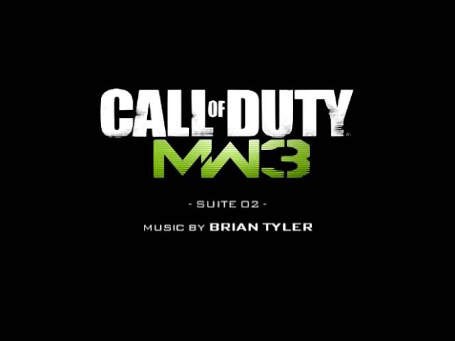 Modern Warfare 3 - Music by Brian Tyler - Suite 2