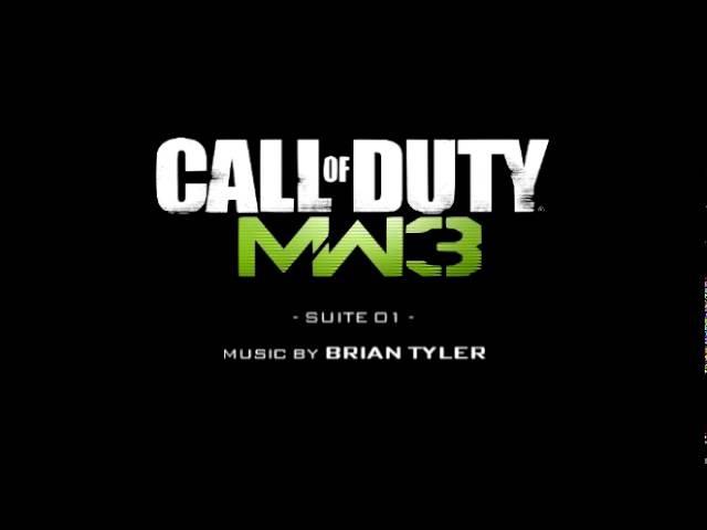 Modern Warfare 3 - Music by Brian Tyler - Suite 1