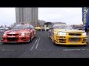 D1GP 2010 - Tokyo Drift in Odaiba (TV Tokyo)