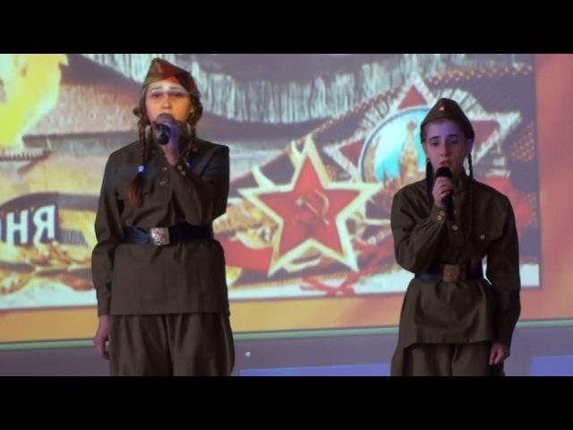 День памяти и скорби 22 июня 1941 года. Студия Кукарямба 22.06.2017 выступление в школе...