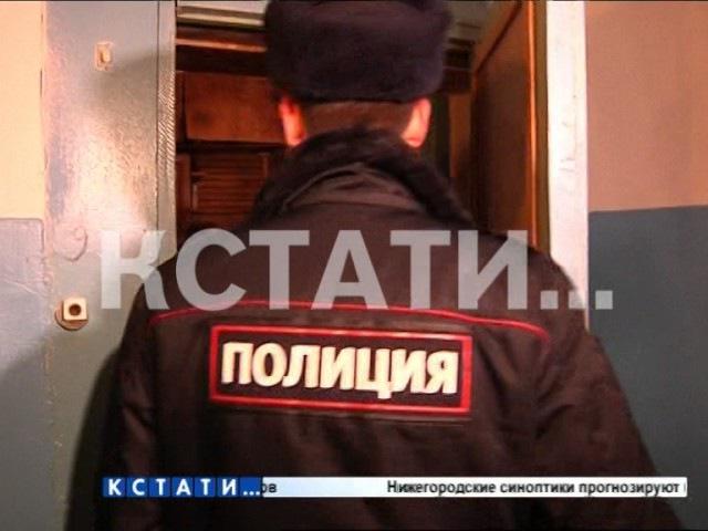 В нижегородском районе сотрудники МЧС провели рейд по нехорошим квартирам