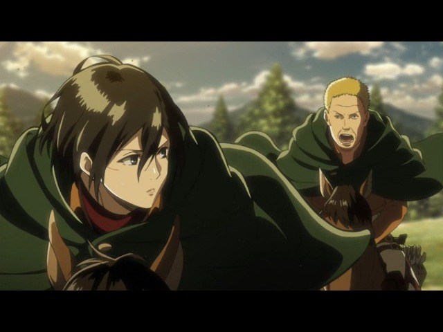 [AniDub] Shingeki no Kyojin TV-2 | Вторжение Титанов ТВ-2 [09] [JAM, Trina_D]