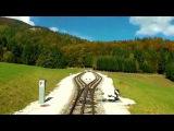 Italo disco. Modern Talking style - Walking Harmony. D.White 2017. Train mountain travel