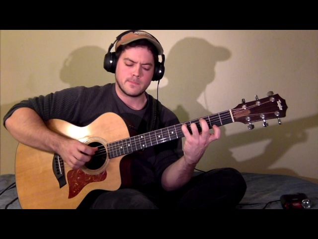 Everybody Wants To Rule The World - Tears For Fears (Fingerstyle Cover) Daniel James Guitar